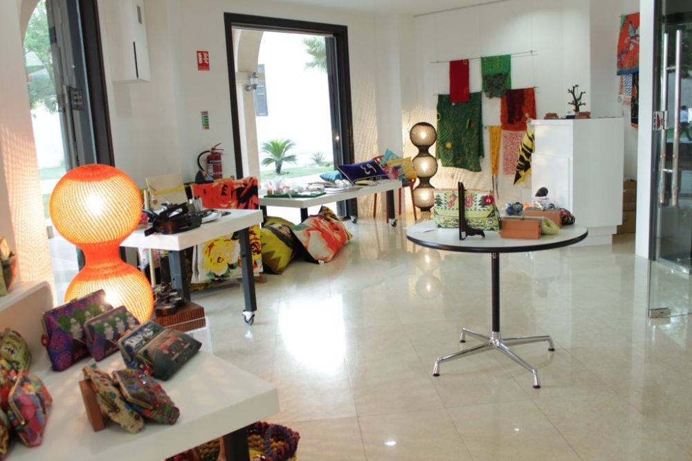 Beirut pop up shop opening in Doha (2/6)